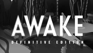 AWAKE - Definitive Edition cover