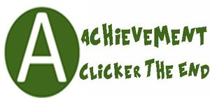 Achievement Clicker: The End cover