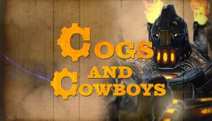 Cogs and Cowboys cover