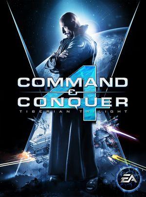 Command & Conquer 4: Tiberian Twilight cover