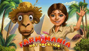 Farm Mania: Hot Vacation cover