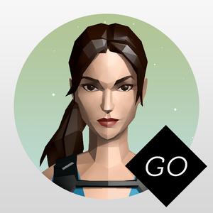 Lara Croft GO cover
