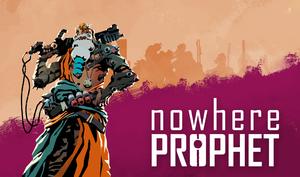 Nowhere Prophet cover