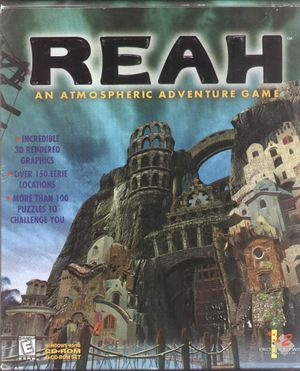 Reah: Face the Unknown cover