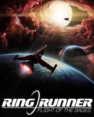 Ring Runner: Flight of the Sages cover