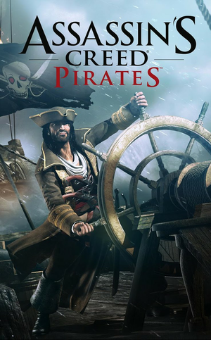 Assassin's Creed: Pirates cover