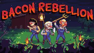 Bacon Rebellion cover