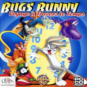 Bugs Bunny: Lost in Time cover
