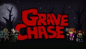 Grave Chase cover