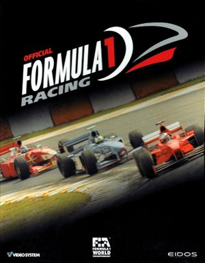 Official Formula 1 Racing cover
