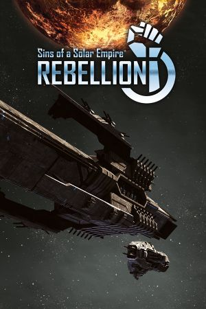 Sins of a Solar Empire: Rebellion cover
