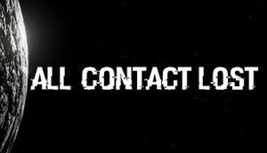 All Contact Lost cover
