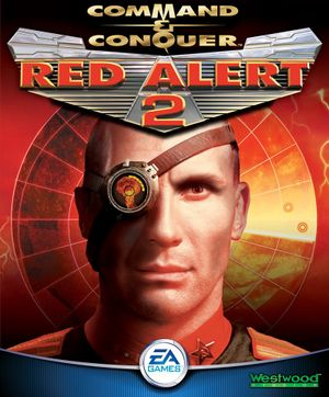 Command & Conquer: Red Alert 2 cover