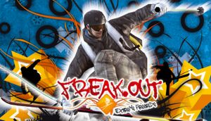 FreakOut: Extreme Freeride cover