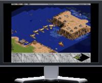 GPU scaling: Maintain aspect ratio