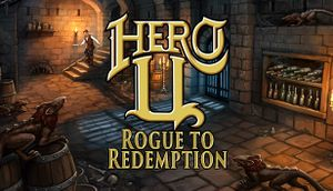 Hero-U: Rogue to Redemption cover