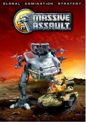 Massive Assault cover