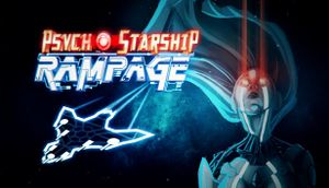 Psycho Starship Rampage cover