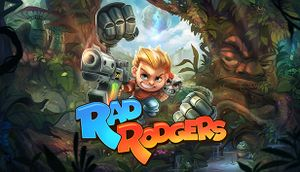 Rad Rodgers: World One cover