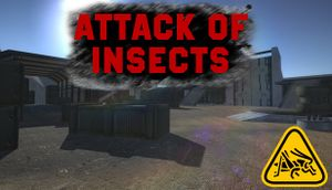 Attack of Insects cover
