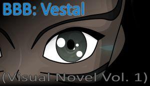 BBB: Vestal (Visual Novel Vol. 1) cover
