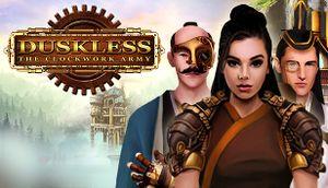 Duskless: The Clockwork Army cover