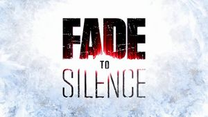 Fade to Silence cover