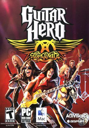 Guitar Hero: Aerosmith cover