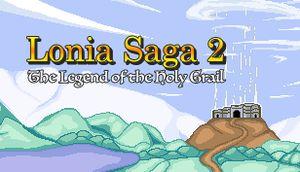 Lonia Saga 2 cover