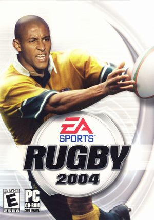 Rugby 2004 cover