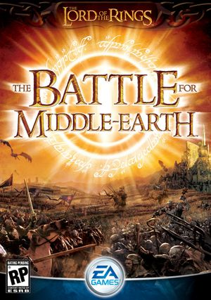 The Battle for Middle-earth cover