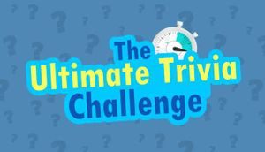 The Ultimate Trivia Challenge cover