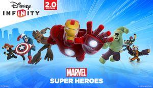 Disney Infinity 2.0 cover