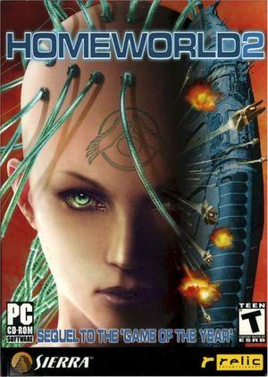 Homeworld 2 cover