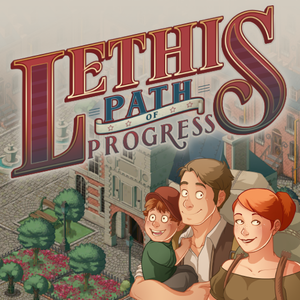 Lethis: Path of Progress cover