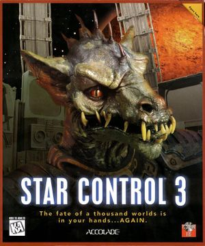 Star Control 3 cover