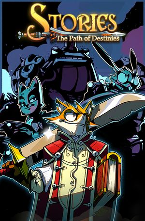 Stories: The Path of Destinies cover