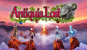 Antiquia Lost cover