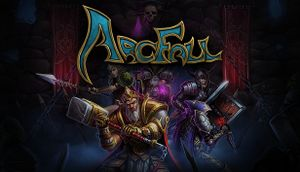 Arcfall cover
