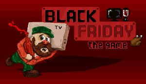 Black Friday: The Game cover