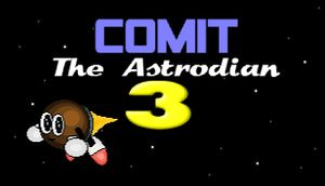 Comit the Astrodian 3 cover