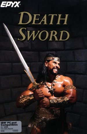 Death Sword cover