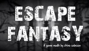 Escape Fantasy cover