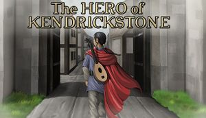 The Hero of Kendrickstone cover