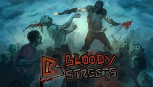 Bloody Streets cover
