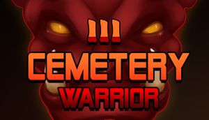 Cemetery Warrior 3 cover