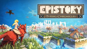 Epistory - Typing Chronicles cover