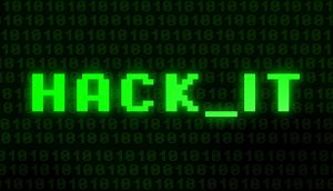 HACK IT cover