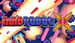 Madrobot X cover