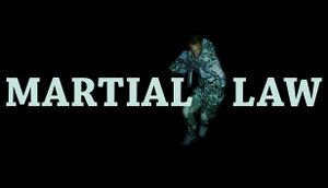 Martial Law cover
